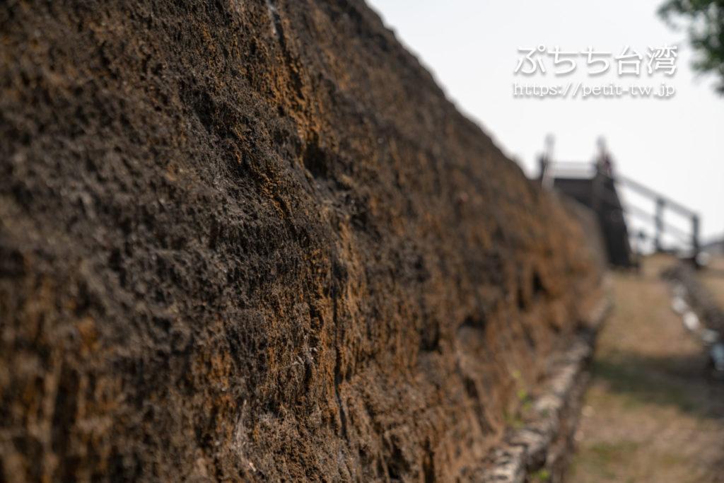 旗後砲台の要塞跡