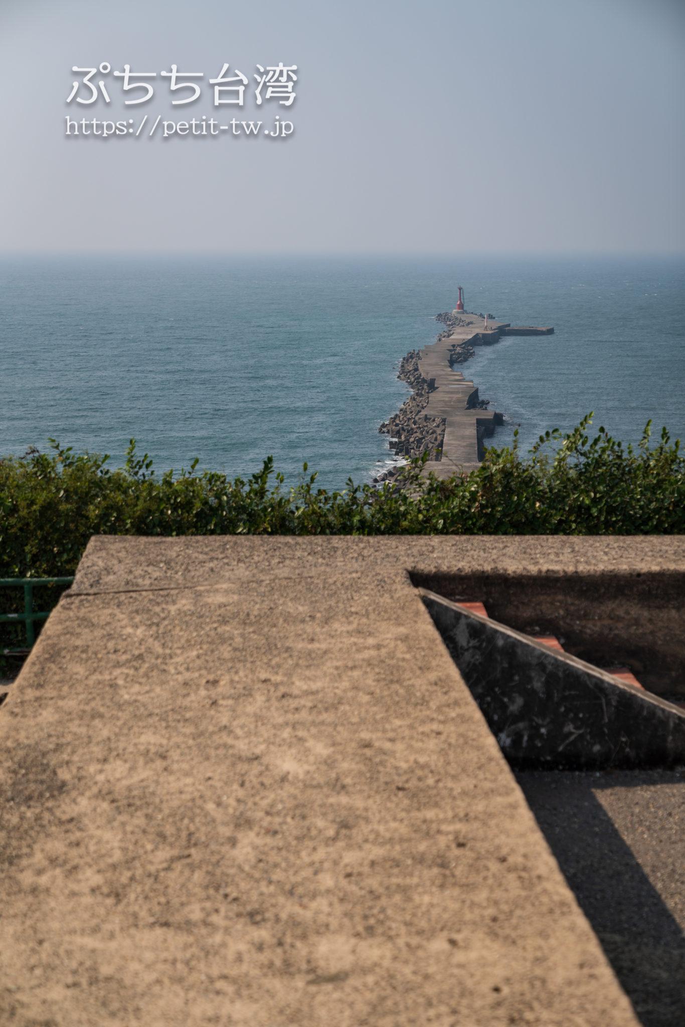 旗後砲台からの眺望