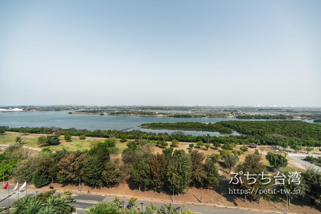 台南の台江国家公園