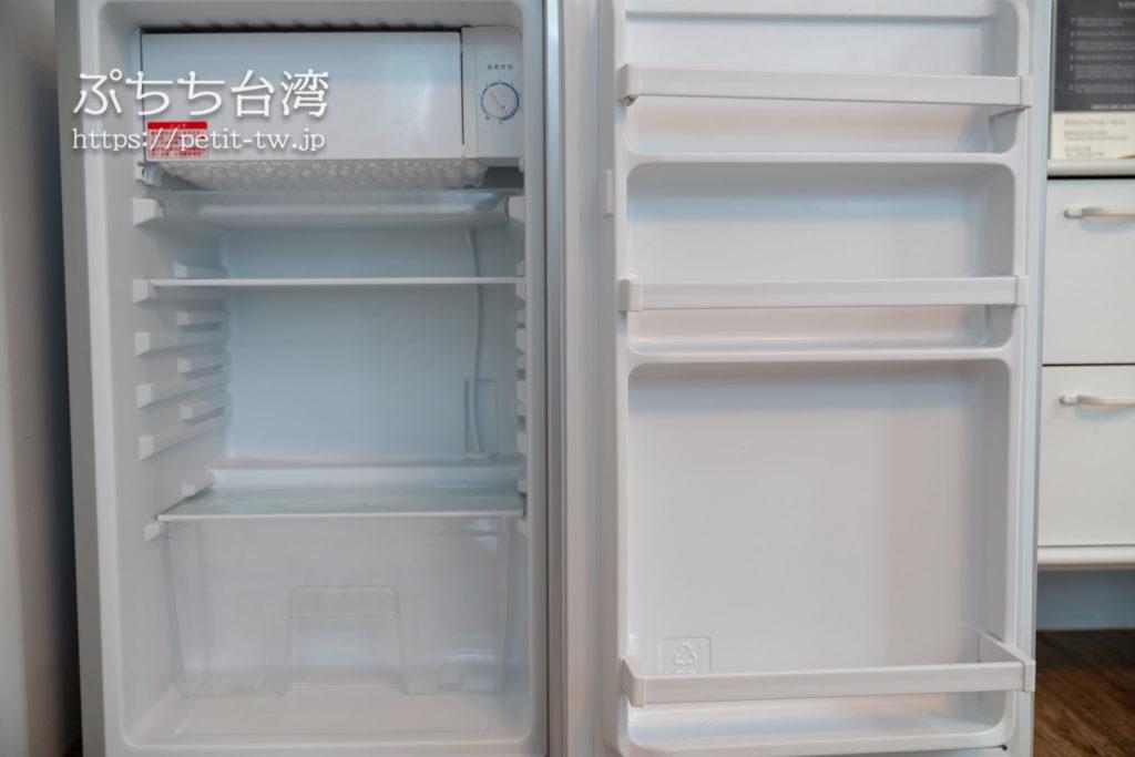 台南のアトリウムの冷蔵庫