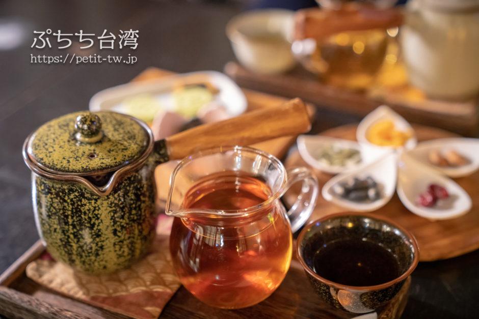 南街得意の台湾茶