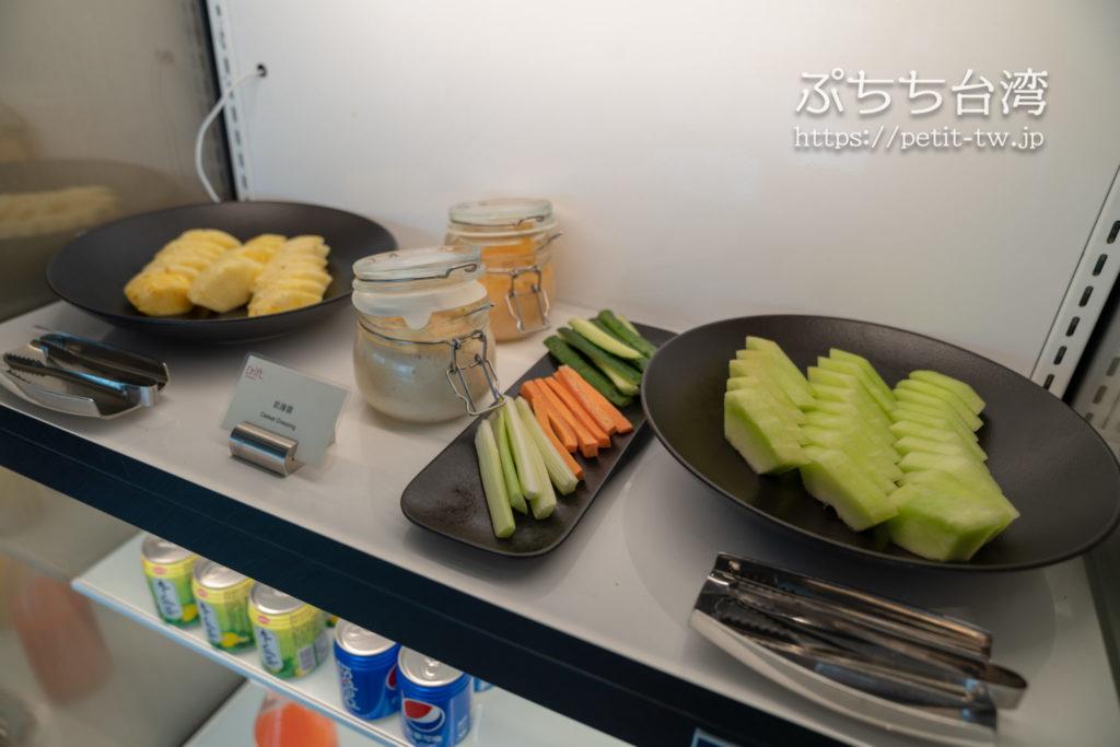 コートヤード バイ マリオット台北ダウンタウンのクラブラウンジのAll Day Snack