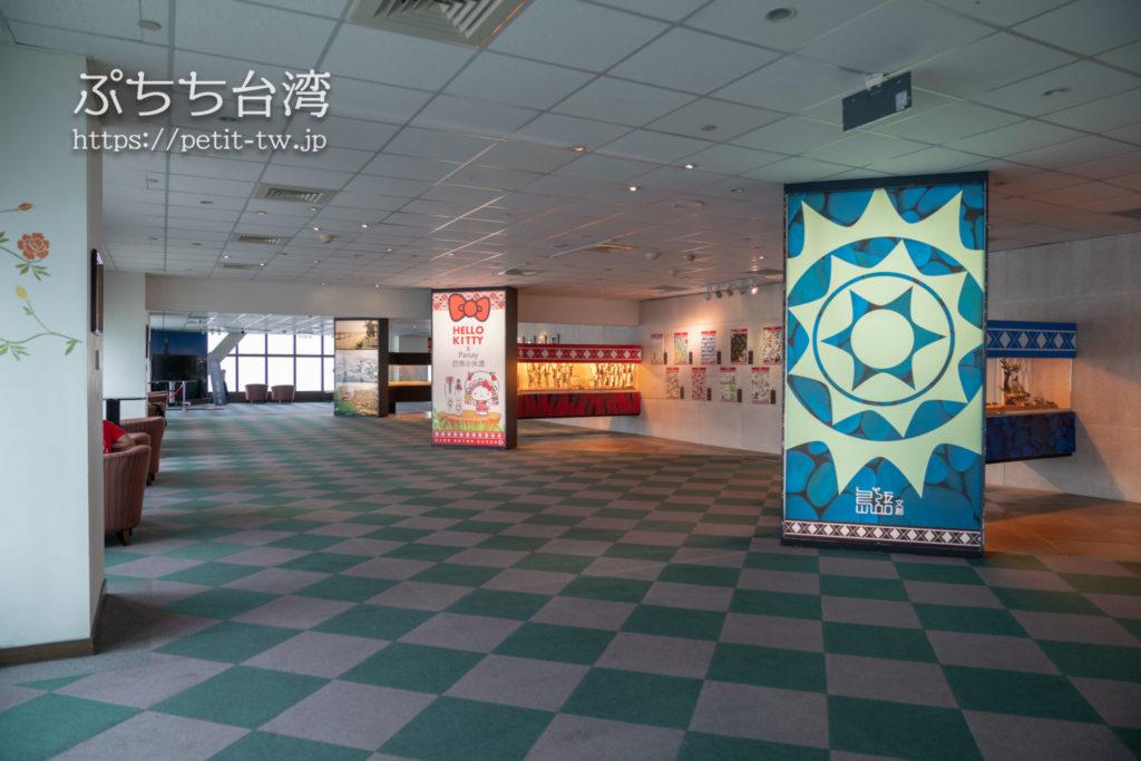 高雄85ビル展望台(高雄85觀景台、Kaohsiung 85 Sky Tower Observatory)のフロア