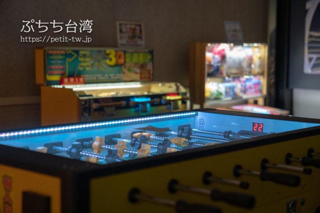 高雄85ビル展望台(高雄85觀景台、Kaohsiung 85 Sky Tower Observatory)のレトロなゲーム