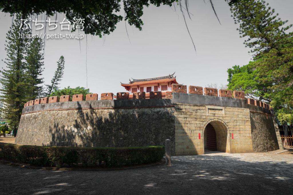台南の台湾府城 大南門