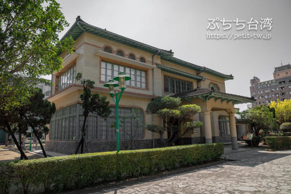 台湾府城 大南門の隣の日本統治時代のラジオ局