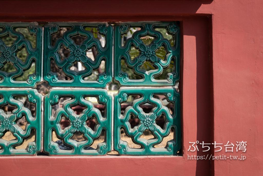 台南の五妃廟