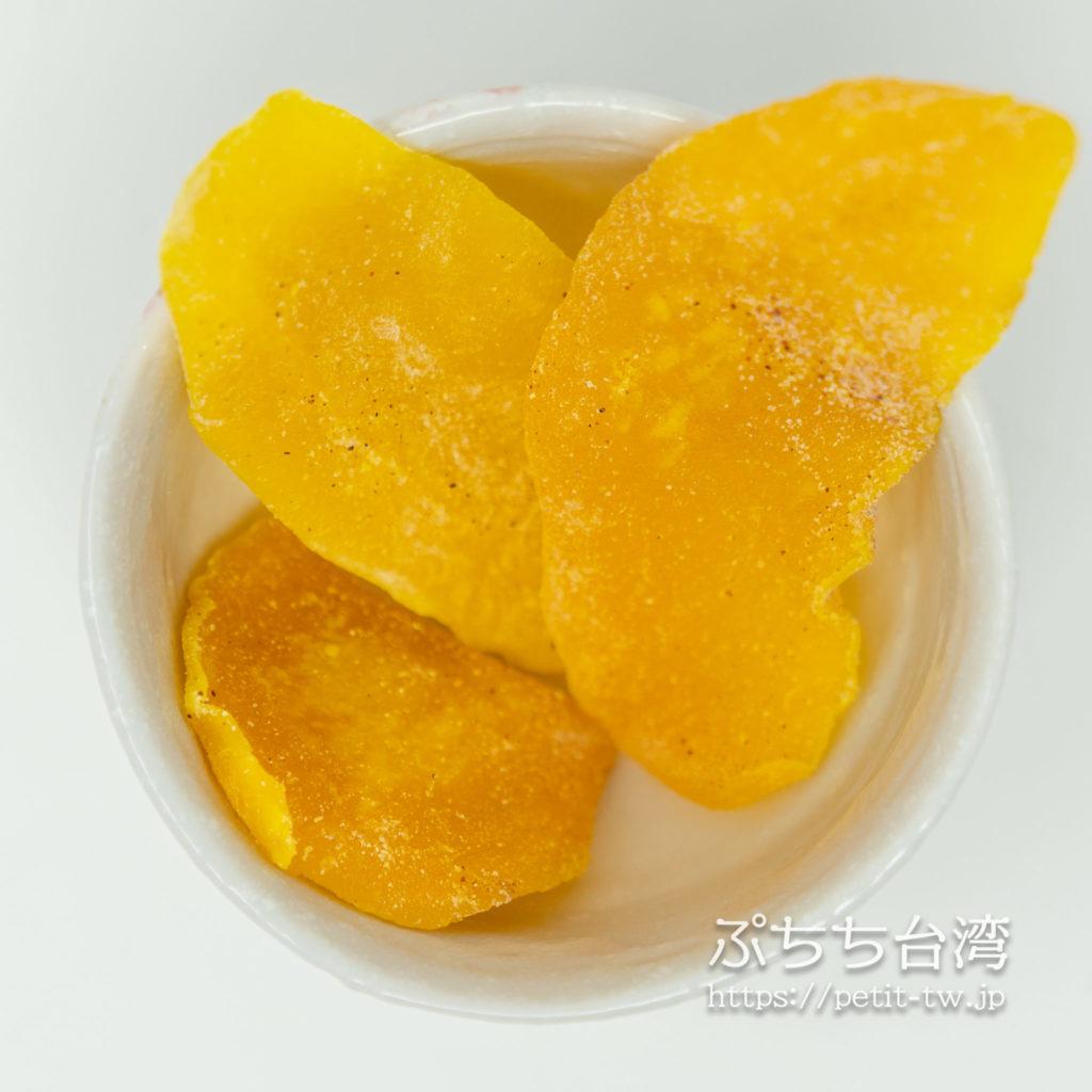 林永泰興蜜餞のドライフルーツのマンゴー