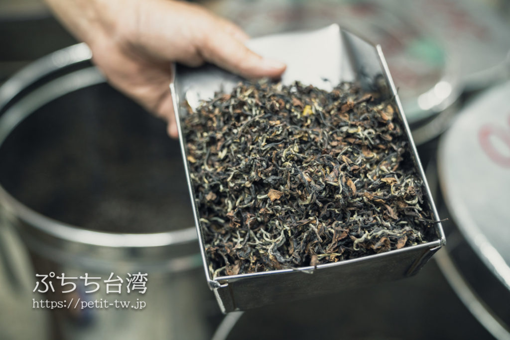 林華泰茶行の東方美人茶