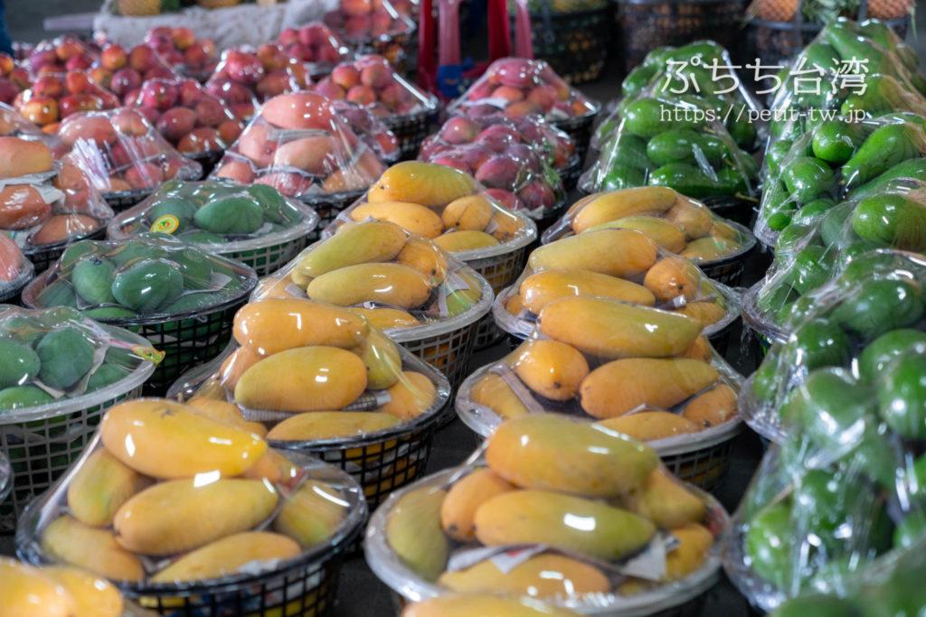 玉井芒果批発市場 玉井のマンゴー市場