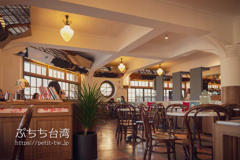 台南林百貨店4Fのカフェ HAYASHI Cafe