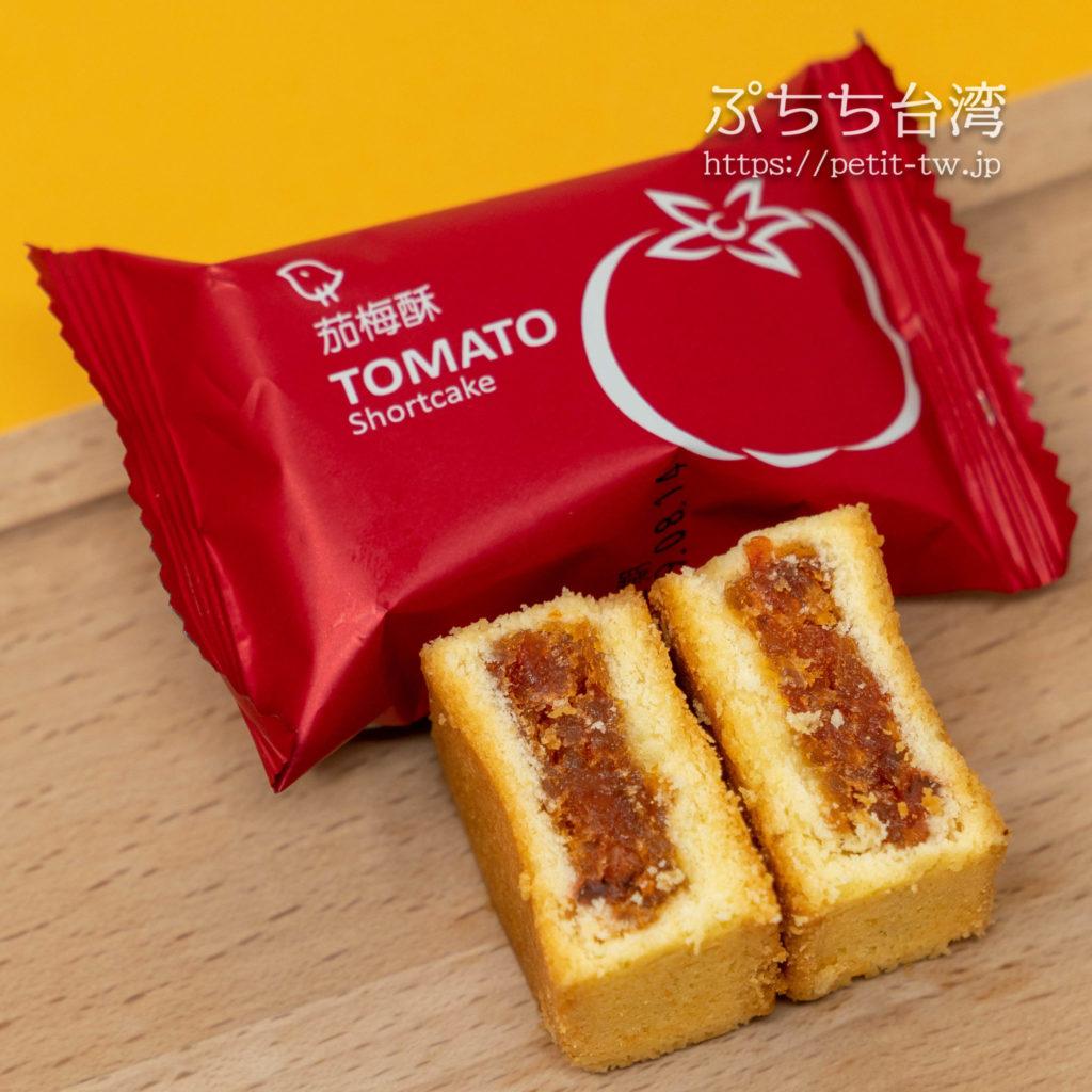 呷百二のトマトケーキ