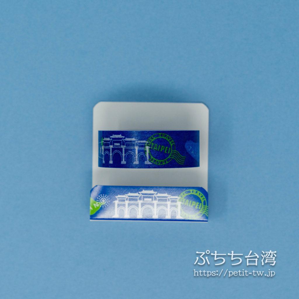 台湾台北 金興發生活百貨のマスキングテープ 台北の観光地