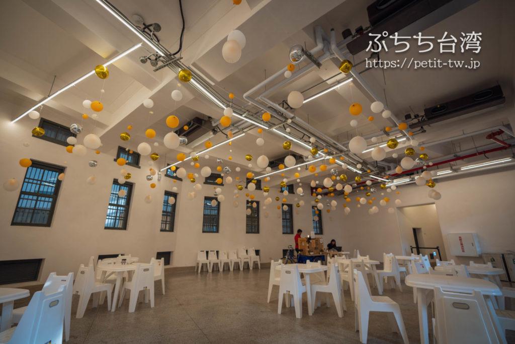 台南市美術館一館(原台南警察署) 臺南市立美術館一館 臺南州警察署のカフェ