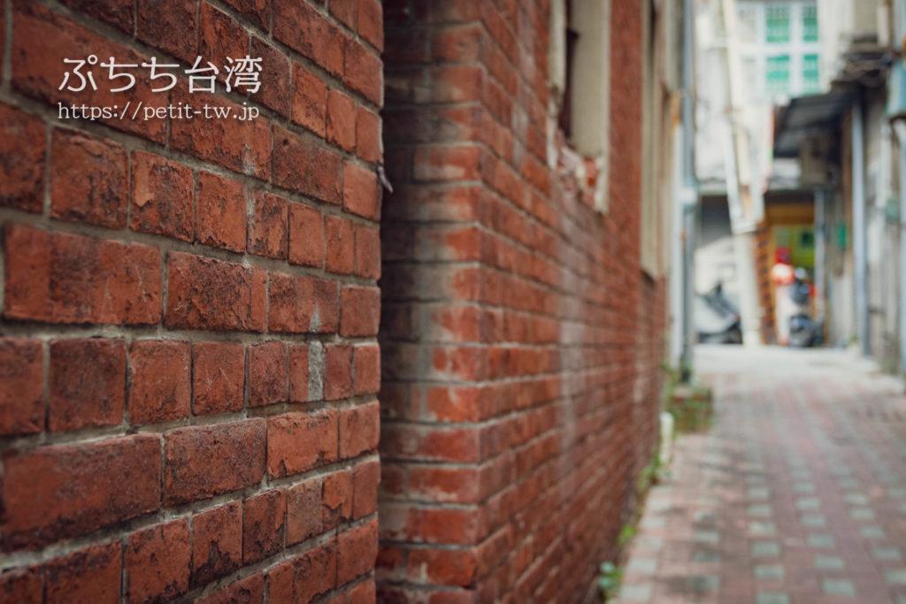 蝸牛巷 Snail Street Tainan