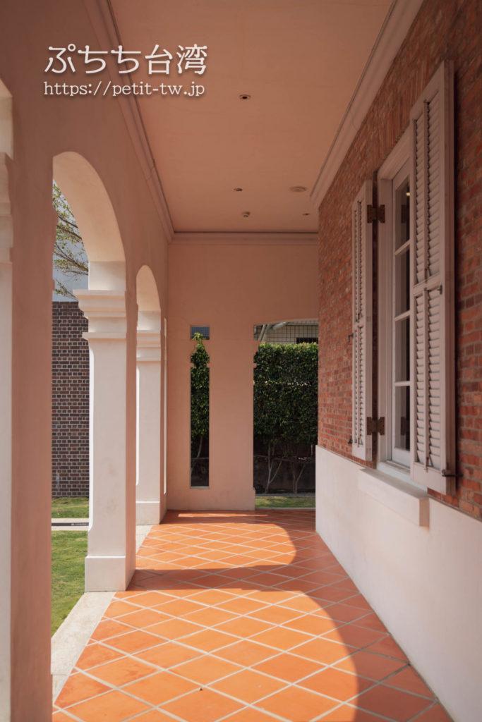 打狗英国領事館文化園区の領事館の外観