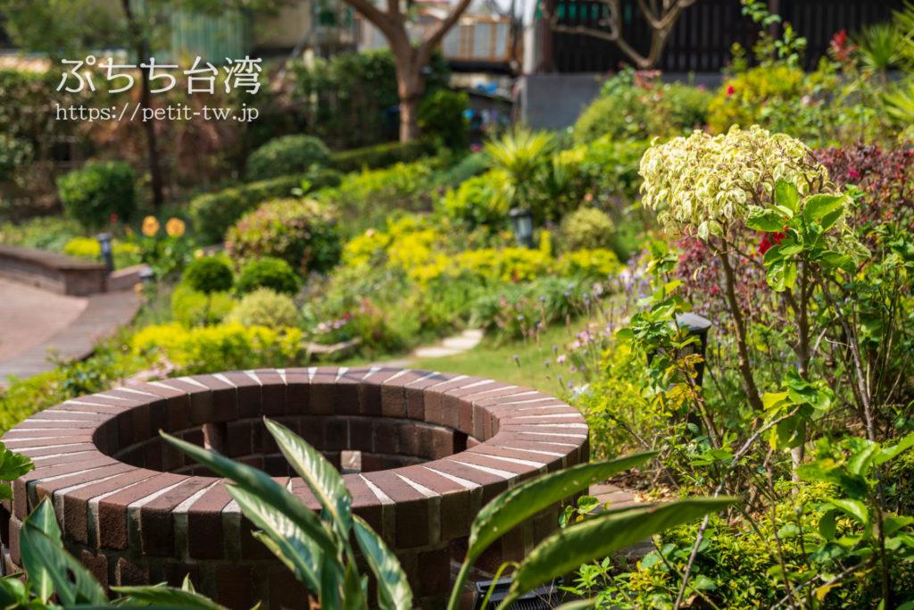 打狗英国領事館文化園区の中庭