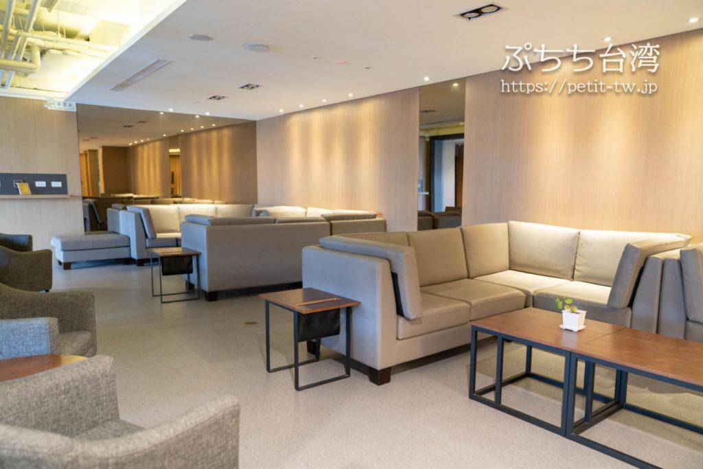 オレンジホテル ウェンフア 嘉義(フォルテオレンジビジネスホテル、福泰桔子商旅 文化店、Orange Hotel Wenhua Chiayi)の共用スペース