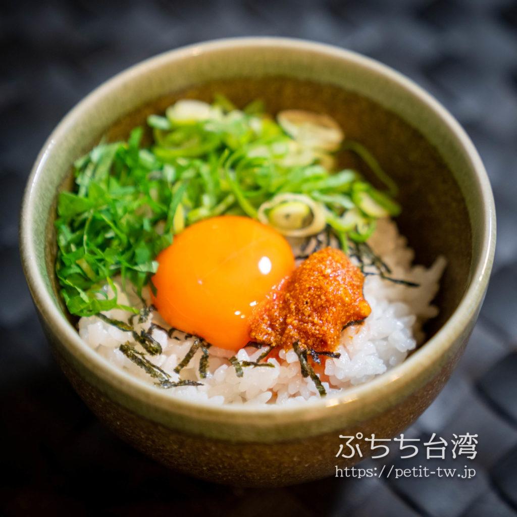 台湾からすみソース、烏魚子醤のレシピ