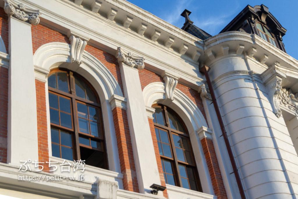旧台中市役所の外観