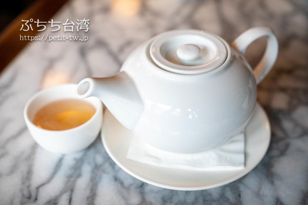 シルクスパレス(故宮晶華、Silks Palace)のお茶