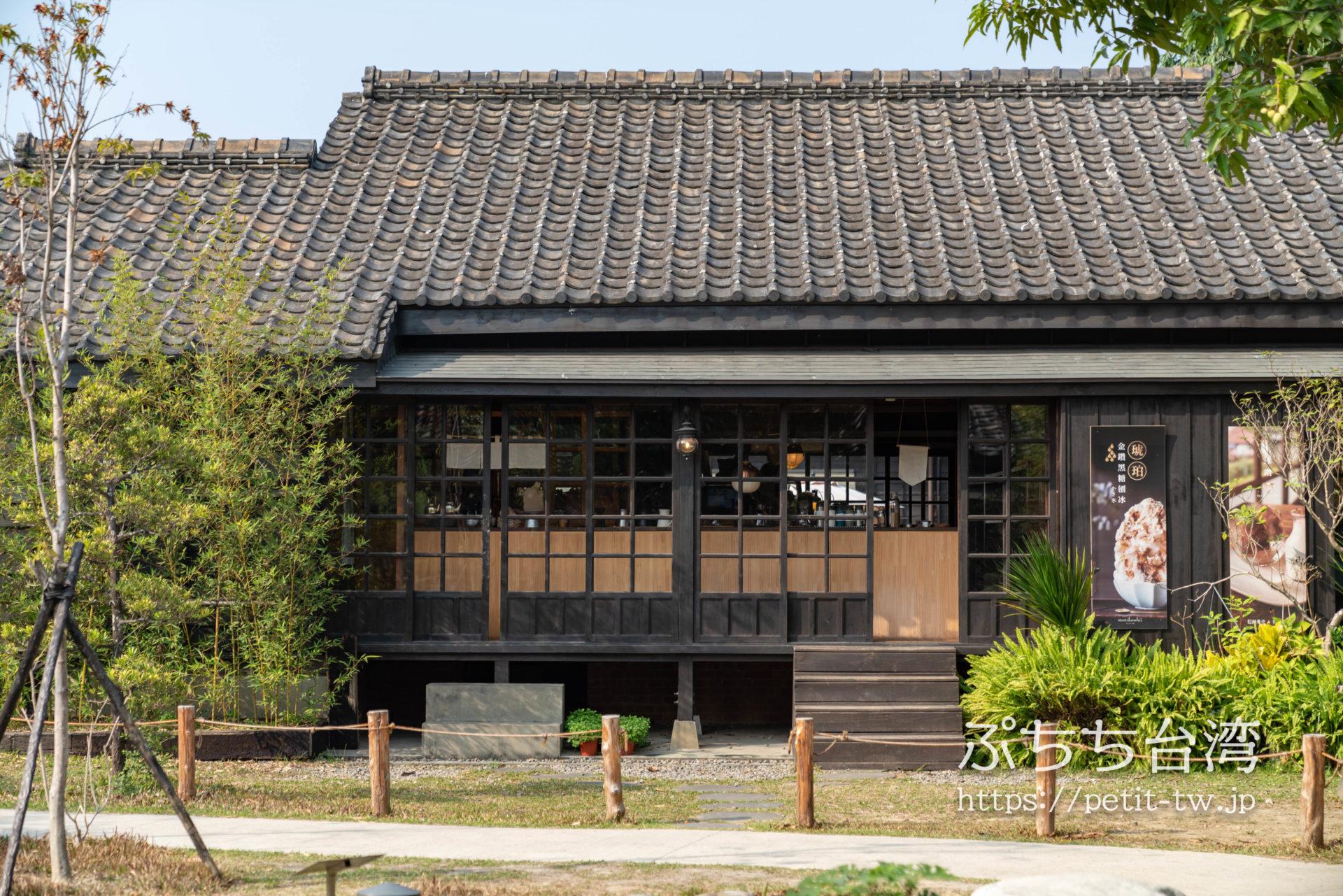 檜意森活村(ヒノキヴィレッジ、Hinoki Village)の外観