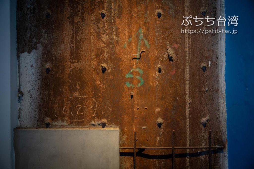 国立台湾文学館、旧台南州庁の当時の外壁