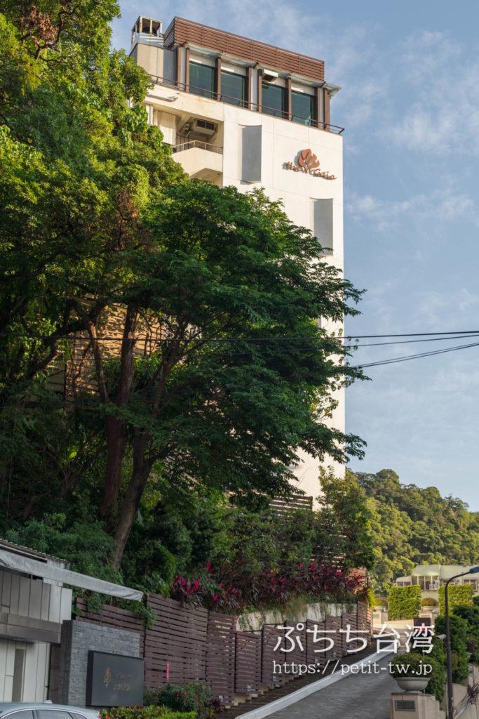 ザガイアホテル(大地酒店)の外観