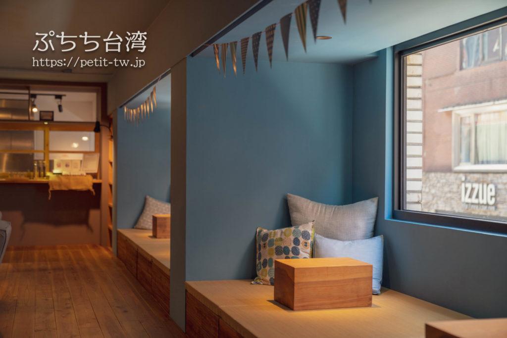 スターホステル台北イースト Star Hostel Taipei Eastの共用スペース