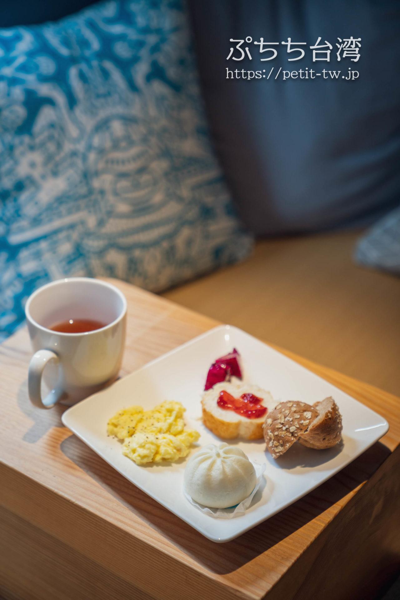 スターホステル台北イースト Star Hostel Taipei Eastの朝食