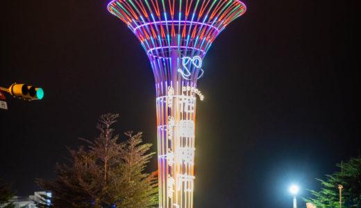 台南 花園夜市 台湾南部のB級グルメを楽しもう!