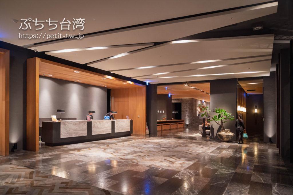 ホテル ドゥア高雄(住飯店、Hotel dùa)のレセプション