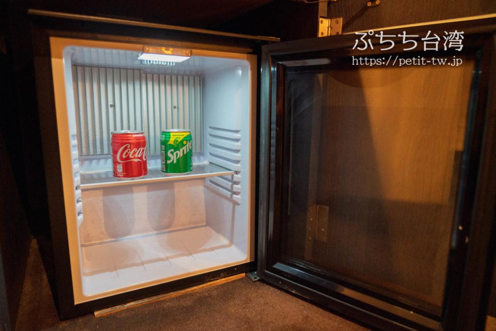 ホテル ドゥア高雄 冷蔵庫