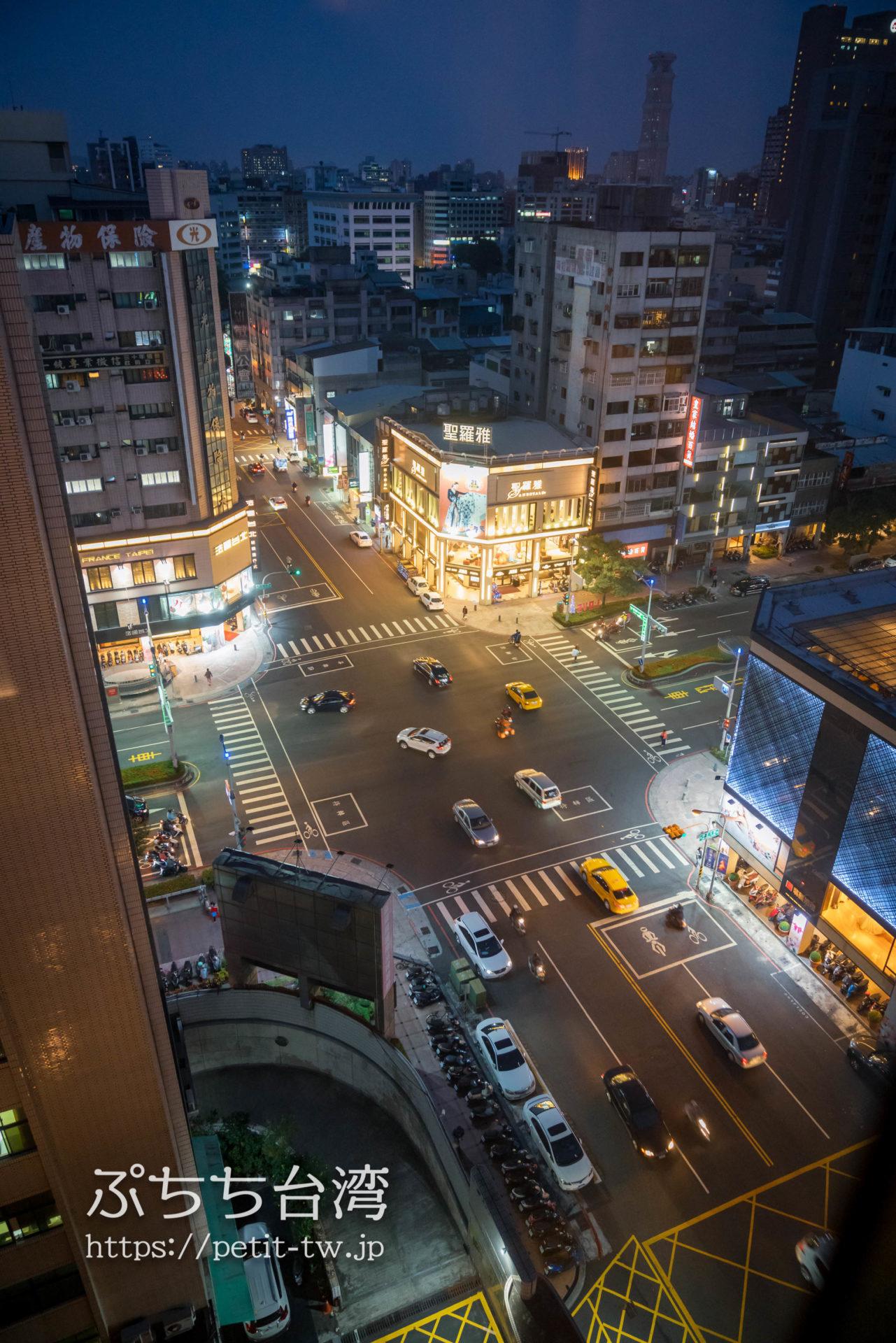 ホテル ドゥア高雄 眺望