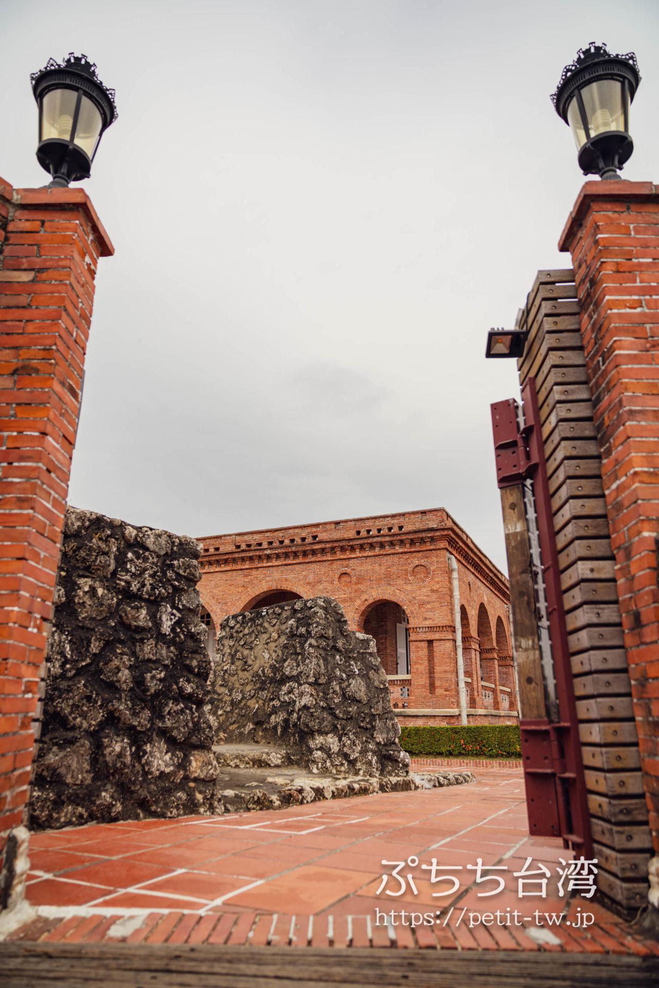 古典玫瑰園 Tea & Art 打狗英國領事館文化園區の外観