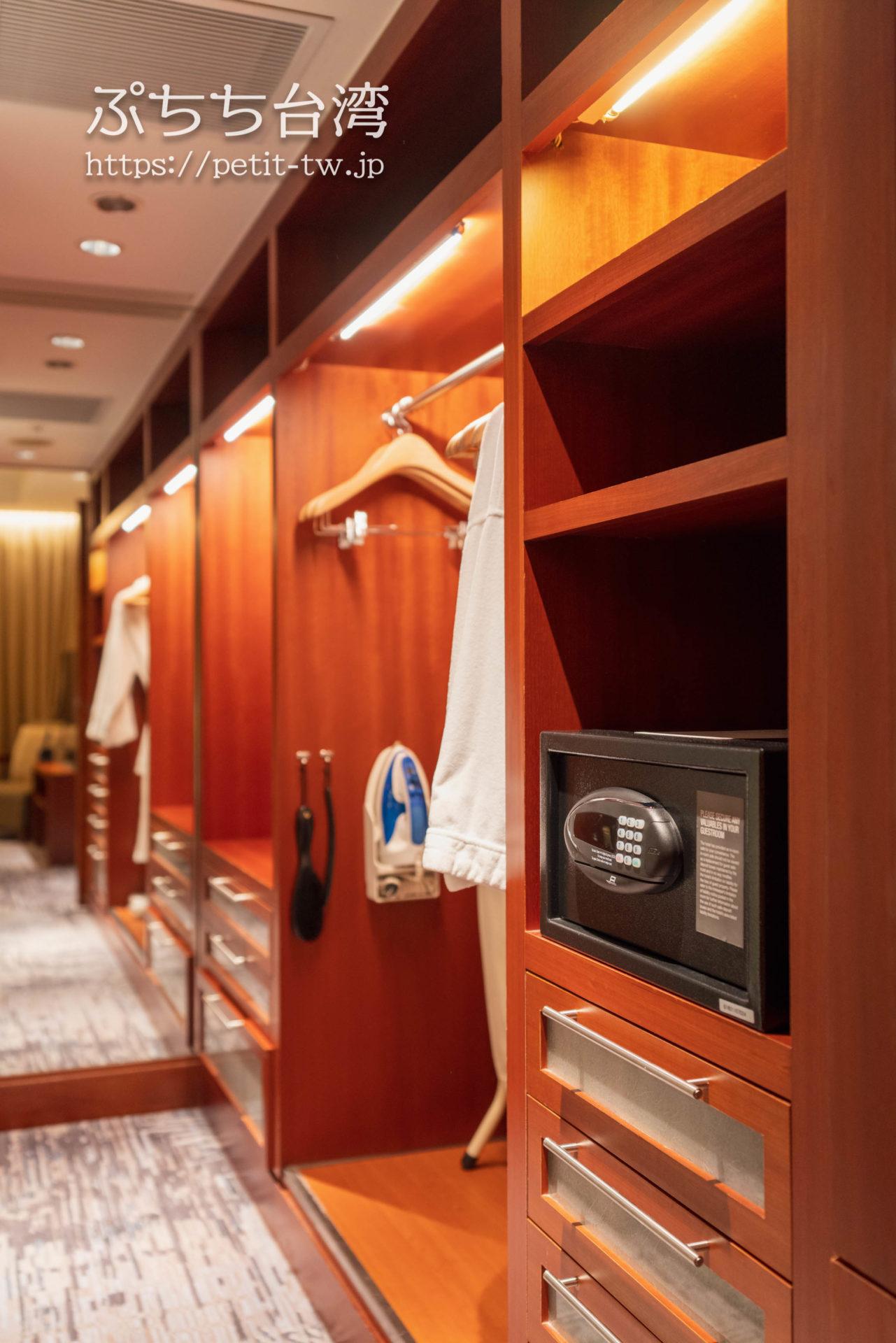 シェラトングランド台北ホテル ディプロマティックスイートキング