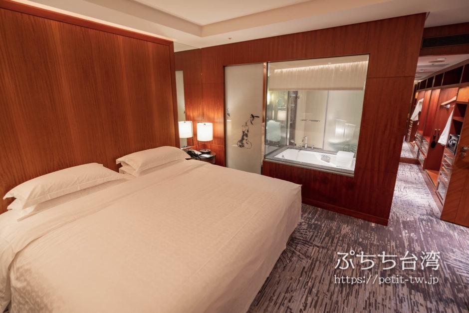 シェラトングランド台北ホテル ディプロマティックスイートキング Diplomatic Suite King