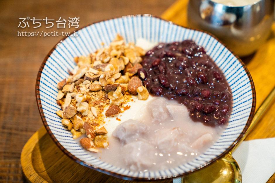 二吉軒豆漿の伝統豆花