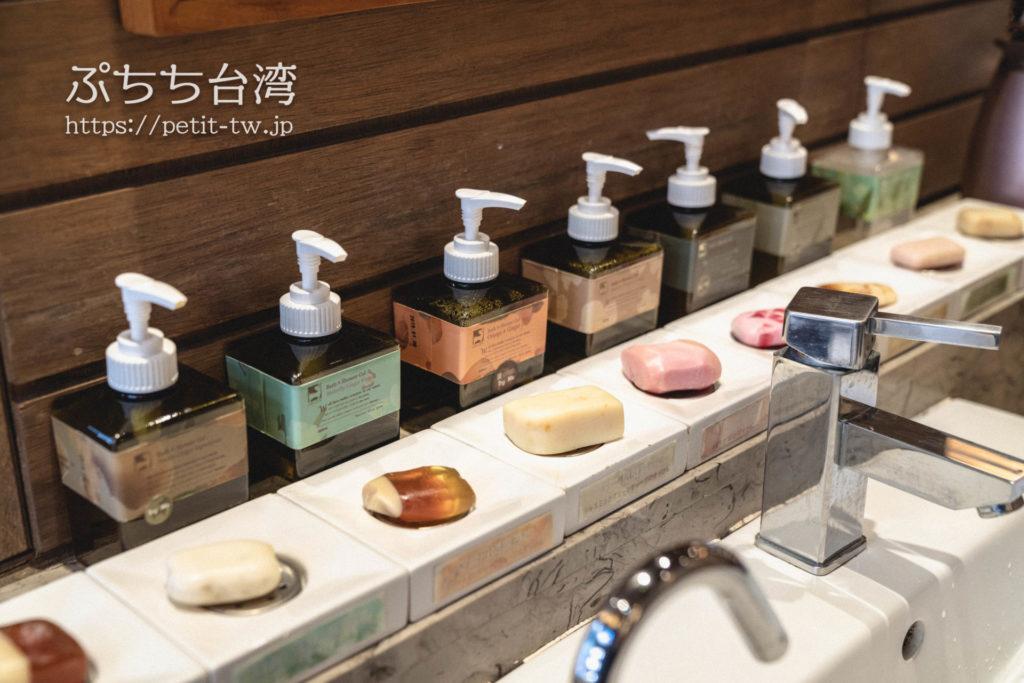 薑心比心(ジャンシンビーシン)の石鹸