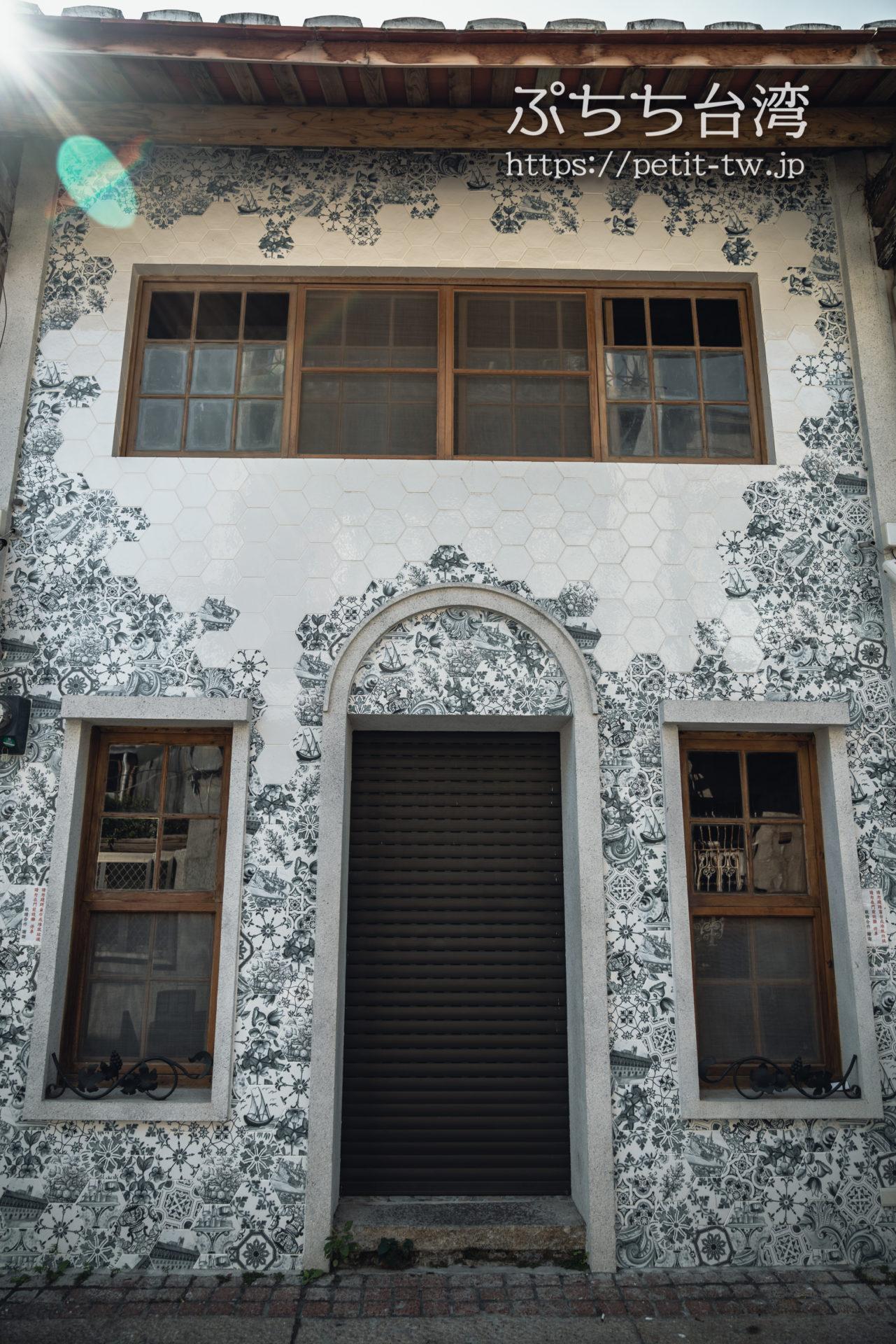 台南の神農街