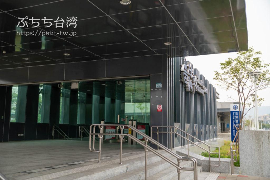 台鉄「左營」駅の外観