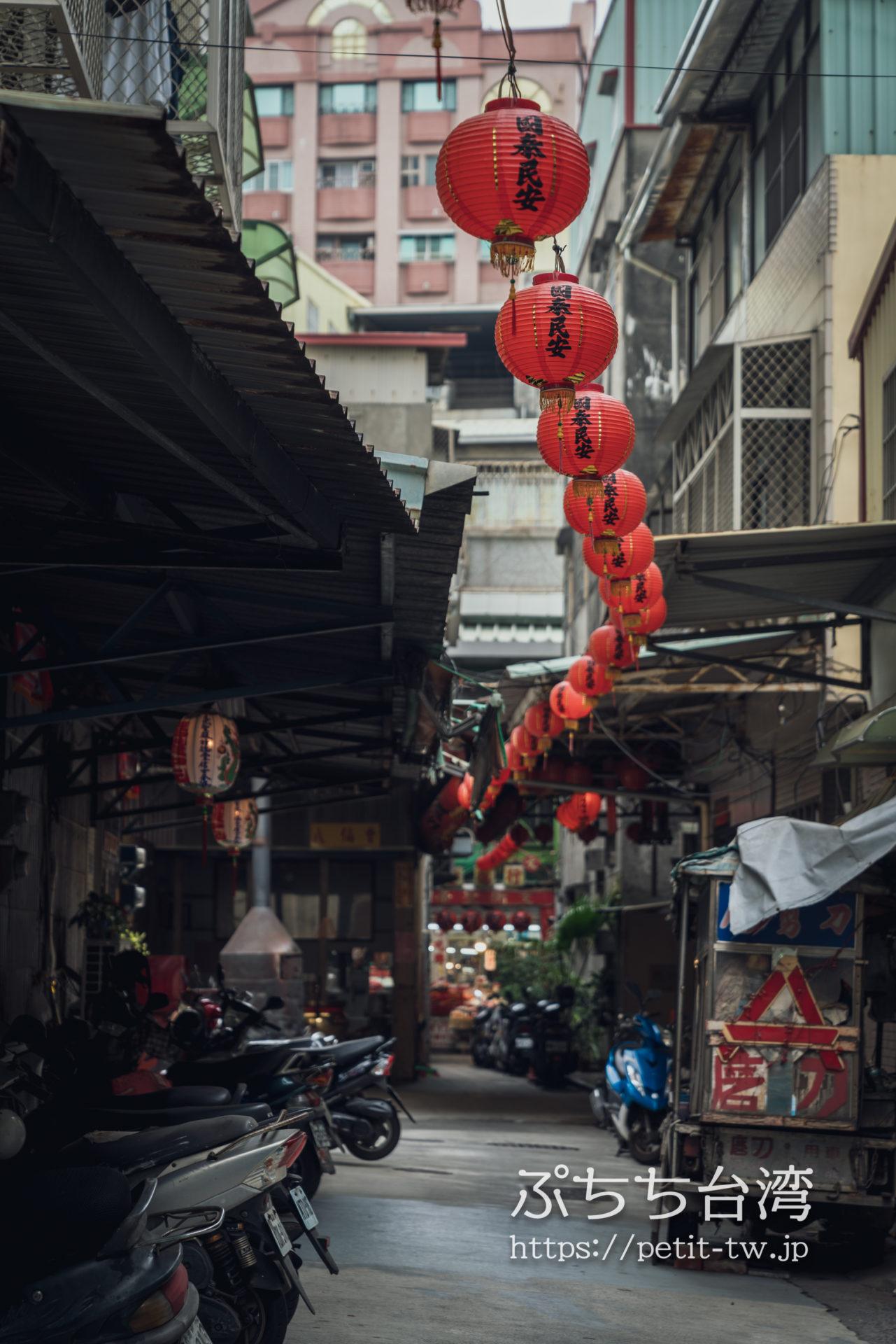高雄の三鳳中街のアクセス