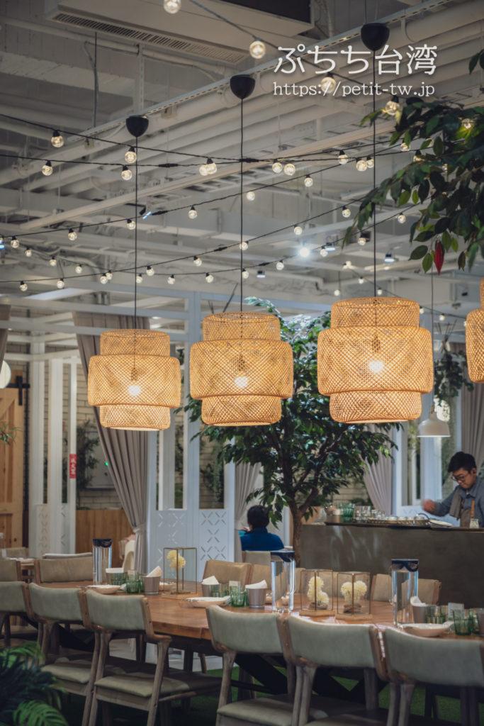 大東文化藝術中心 大東文化芸術センター、カフェ