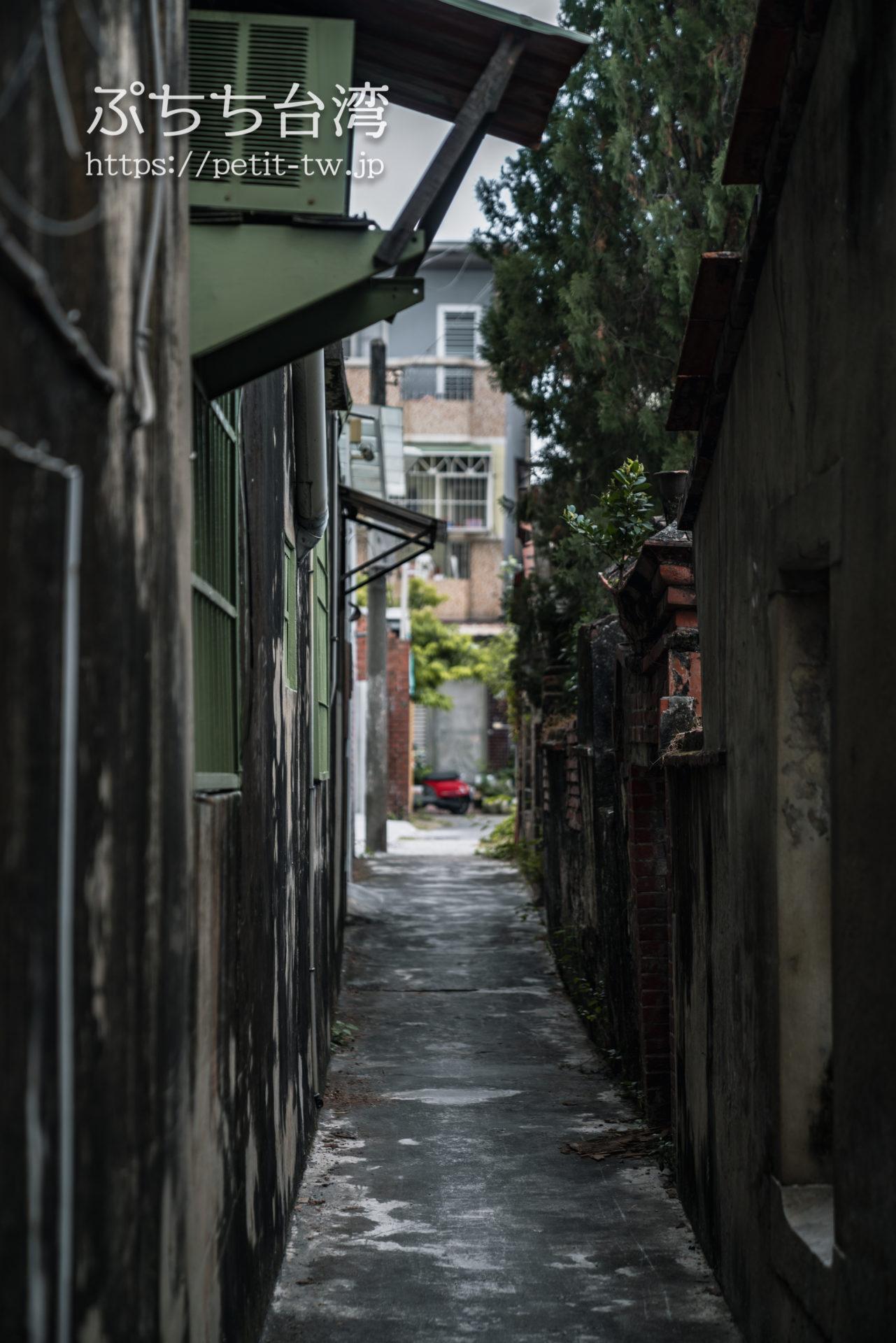 安平の路地裏写真集