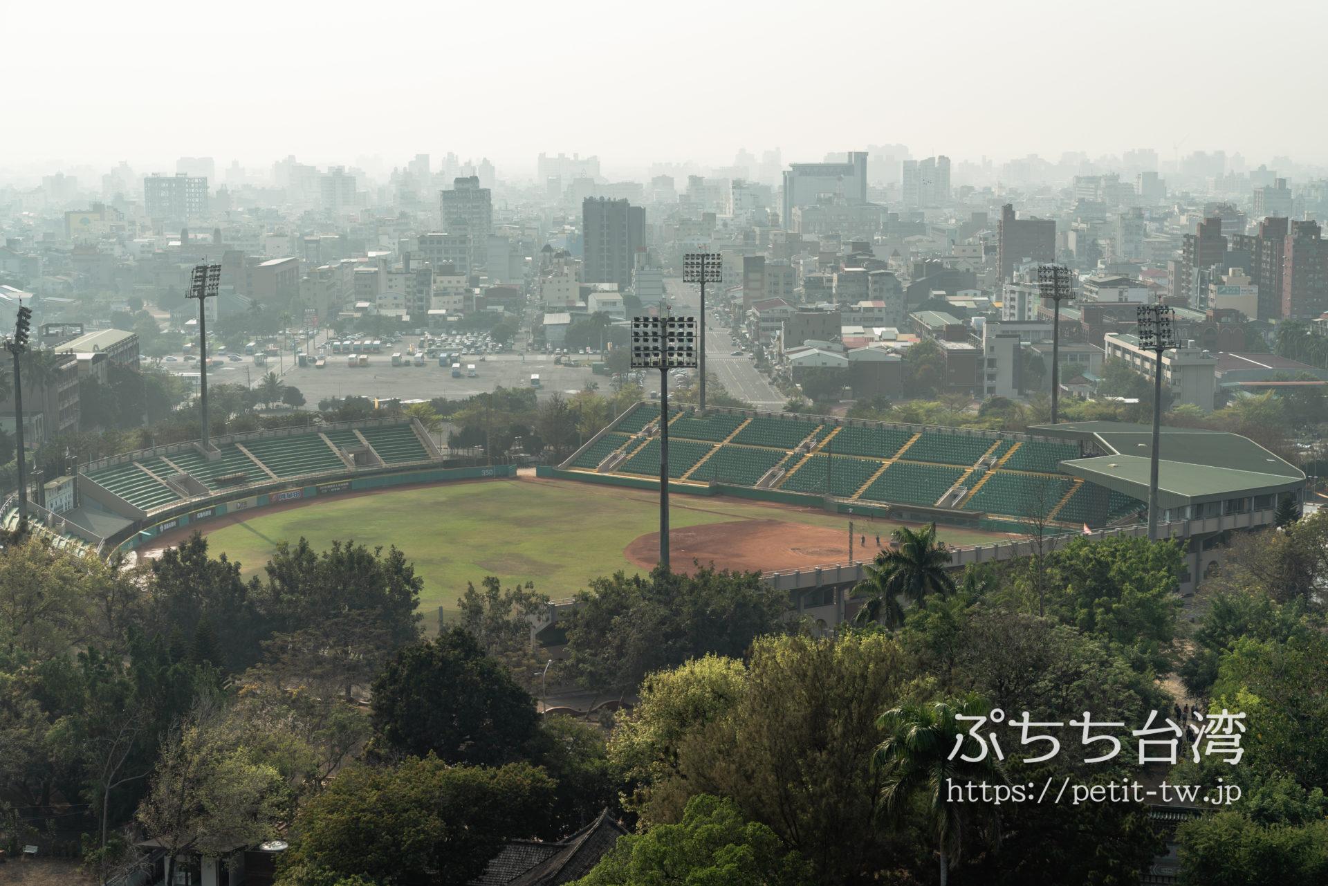 嘉義市立野球場