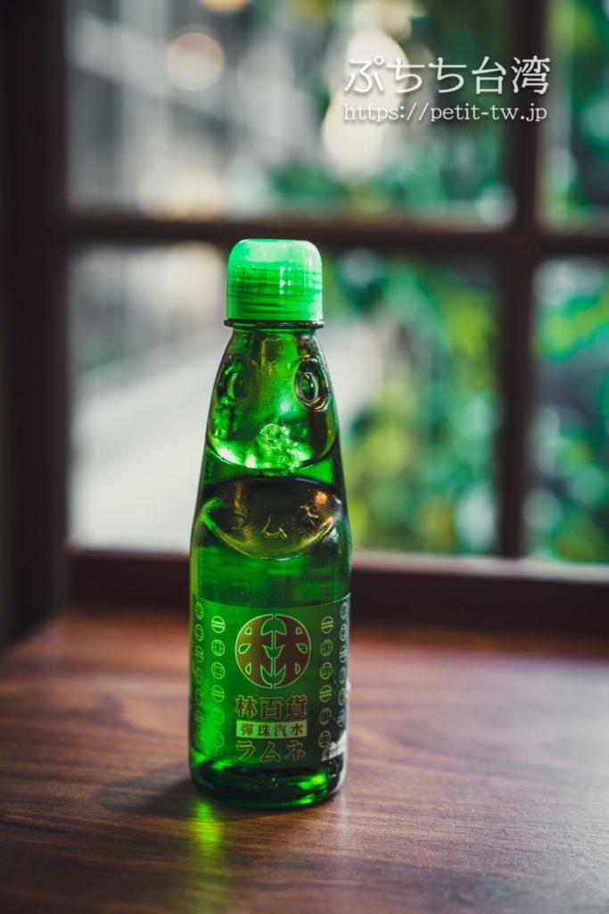 台南の林百貨のラムネ