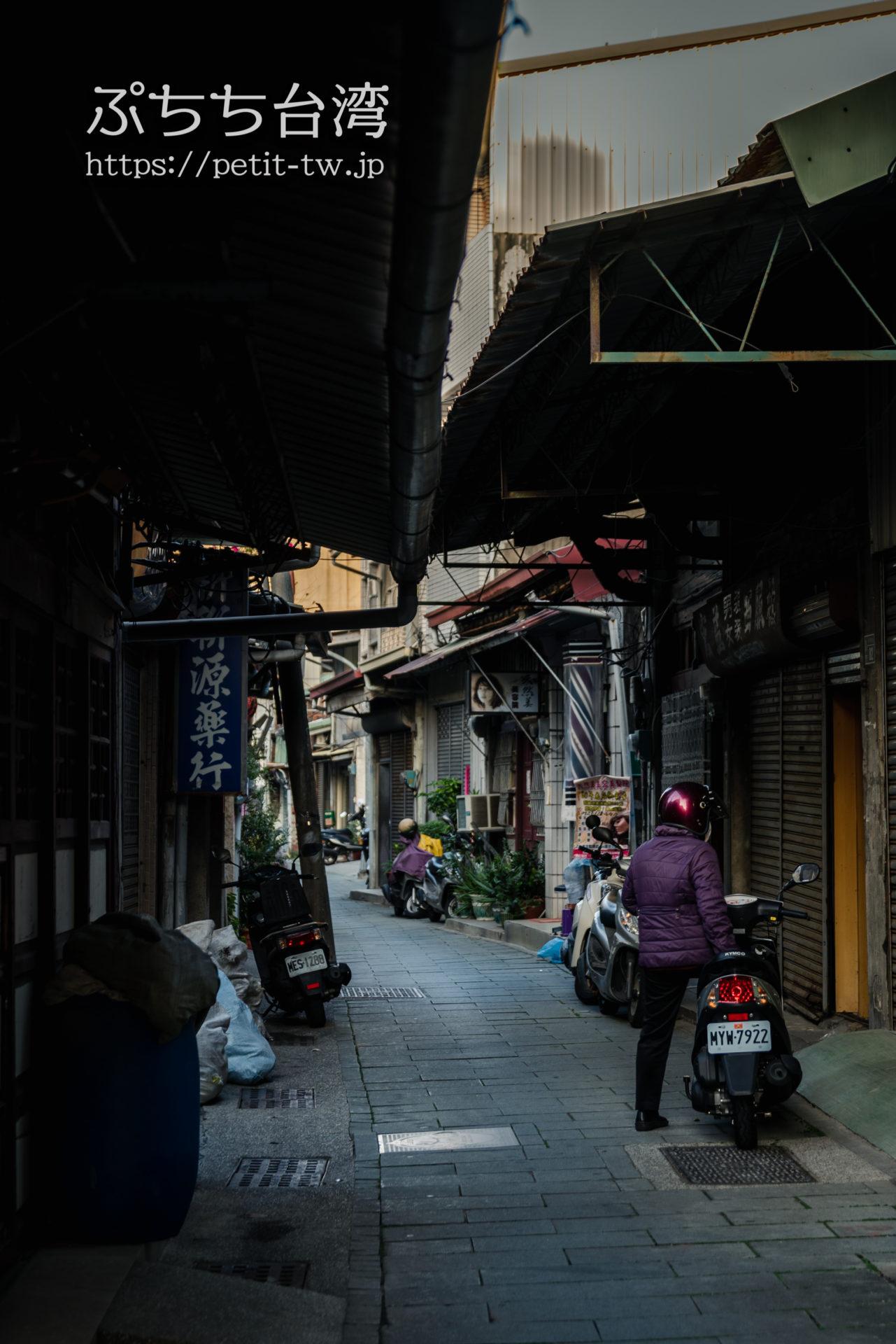 台南の自強街