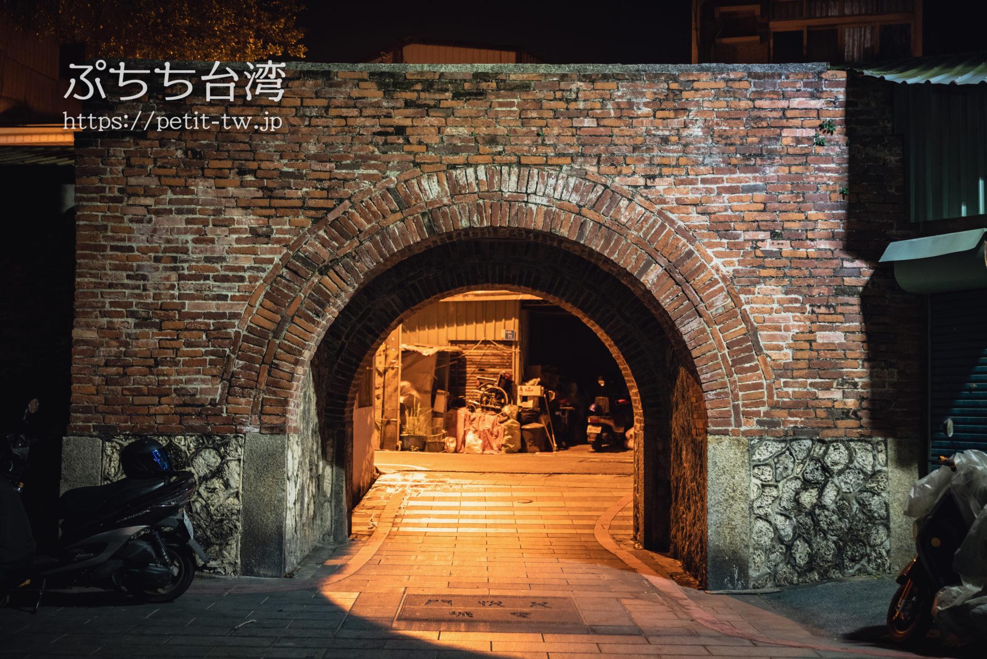 台湾府城 兌悅門